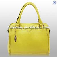 New Design Fashion Beautiful Ladies Handbags Real Leather Bag