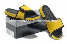 2013 Hot sale design fashion men slippers New design fashion style Rubber Slippers flip flops