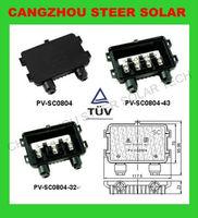 80W solar module panel TUV junction box