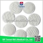 CE approved round cotton pads can be customized