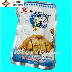 resealable custom printed vacuum plastic bags