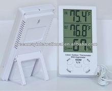 LCD digital probe maximum minimum advertising thermometer