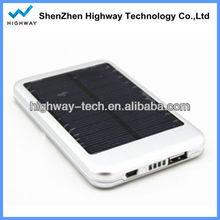 polycrystalline silicon 5000mah solar charger sun energy