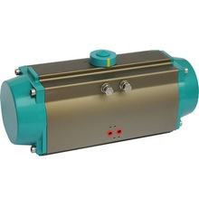 Water/Steam control pneumatic actuator for valves(CE)