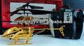 3.5 channal 2.4 g helicóptero do rc com giroscópio