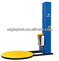 CE Certificate Mobile Electric Stretch Film Automatic Forklift Pallet Wrapper Manual for Pallet Wrapping