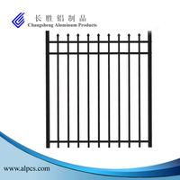 Metal Garden Fencing,Deck Railing,Cast Aluminum Railing