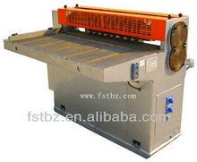 tin sheet mechanical guillotine shear machine