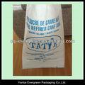 50kg harina de trigo de pp bolsas tejidas/arroz bolsa de embalaje con revestimiento de pe