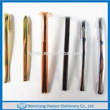 High Quality Metal Pen Clip Pen Parts
