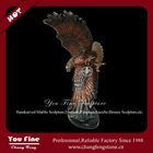 Beautiful Bronze Garden Statues Eagle