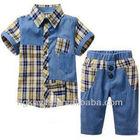 2014 Style Boy Dress Cute Kids Clothes