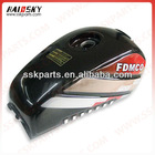 Haissky motorcycle accessories factory price best quality motorcycle fuel tank aluminum material