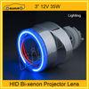 2013 best sell hid bi-xenon projector lens light