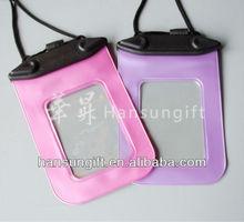 Waterproof pvc digital camera bag