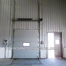 Suncome Hot Sale vertical lifting sectional industrial door