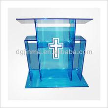 church acrylic pulpits