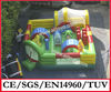 hot comsumer product inflatable fun city/kids fun city inflatable playground