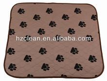 Washable waterproof pet training pad/puppy pad