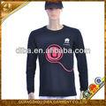 Marque américaine vêtements sérigraphie Tee shirt pour hommes