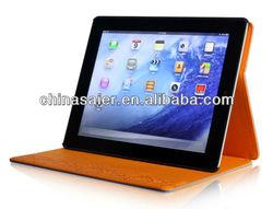 For ipad case , hotselling mini leather case for Ipad
