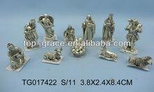 ceramic nativity set true religion