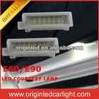 Error ODB,auto parts for bmw led courtesy lamp ,led door area lights for 3 series ,E60,E90,MINI R50