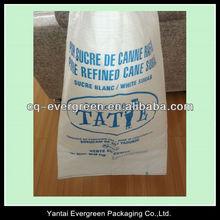 polypropylene pp woven cheap flour bag sugar bag 50kg