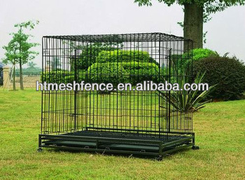 Large Welded Galvanized dog kennel (Factory SGS & ISO9001-2008)