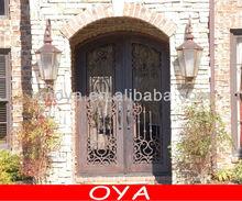 interior glass doors door window inserts front wrought iron door