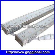 12V DMX rgb led rigid light bar 50000hrs life