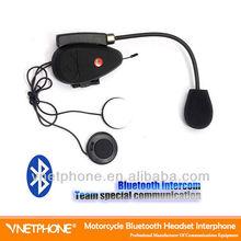 100 meters motorcycle helmet bluetooth headset/intercom