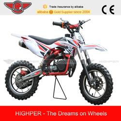 2015 49cc gas mini dirt bike, mini motorcycle for Kids