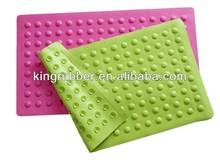 shower mat rubber sdhesive disk anti-slip mat