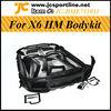For BMW HM Bodykits ,FRP Body Kit X6