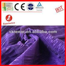 Anti Bacterial Shining Nylon & Polyester Taffeta Fabric