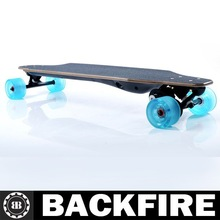 Backfir 2014 New Design electric skateboard 800w Professional Leading Manufacturer