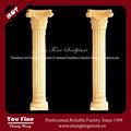 hermoso de mármol clásico hueco pilar romano