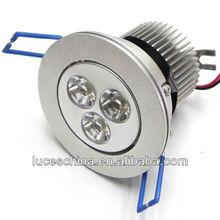 2015 new recessed led mini downlight white power led