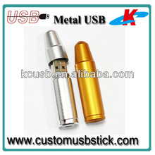 New Model Bullet 2gb Metal USD Pendrives