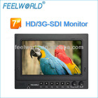 "8"" lcd monitor for Digital Camera with Hign Definition 1080p"