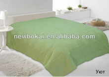 Embroidered bedspreads