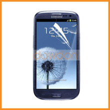 For Samsung i8190 Screen Protector PET Material S3 Mini