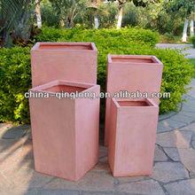 provide free sample antique box Flower pot and saucer planter