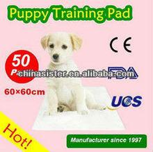 60*60cm Hot Sale pet/puppy/dog training pad