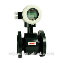 Fabricante de agua electromagnético totalizador de flujo medidor con el certificado del CE