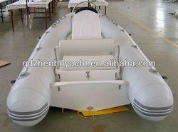 RIB 390 0.9mm PVC air inflatable boat
