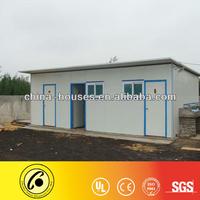 light steel prefab home