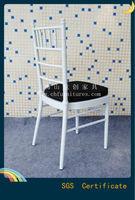 Good quality black cushion limewash children chiavari chair YC-A21
