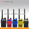 Promotion!!! Colourful Dual band good quality long range two way radios